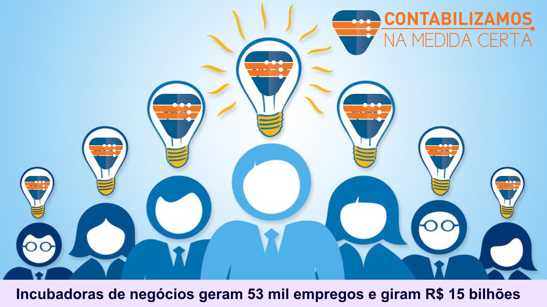 Incubadoras De Negócios Geram 53 Mil Empregos E Giram R$ 15 Bilhões