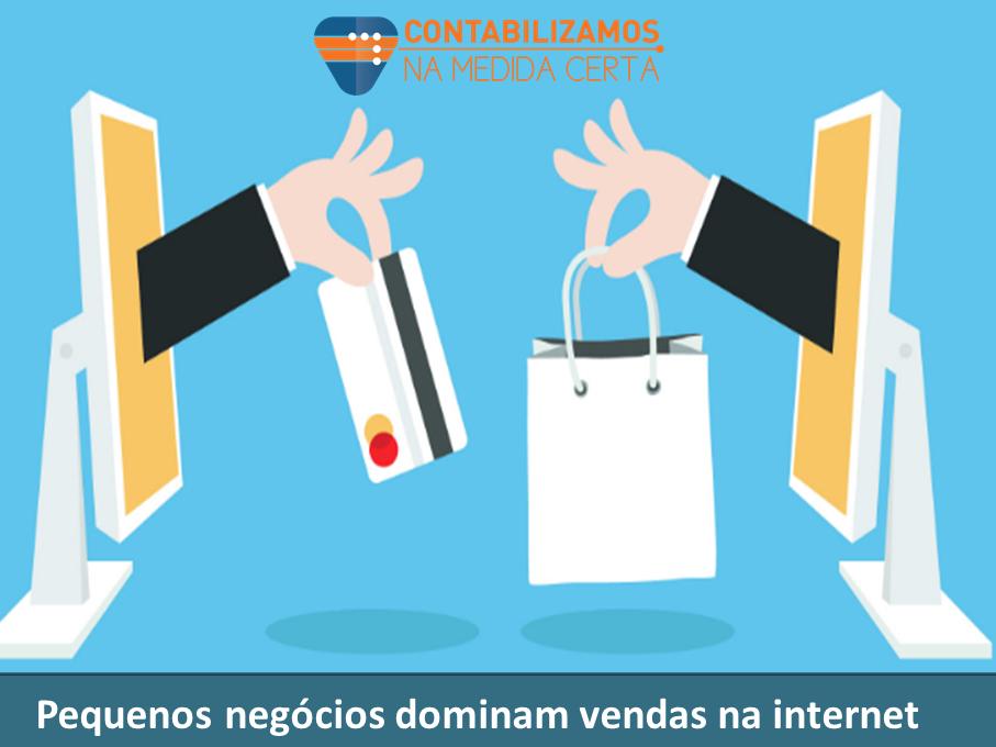 Pequenos Negócios Dominam Vendas Na Internet