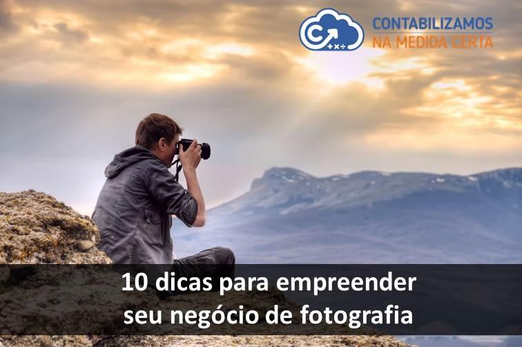 10 Dicas Fotografo