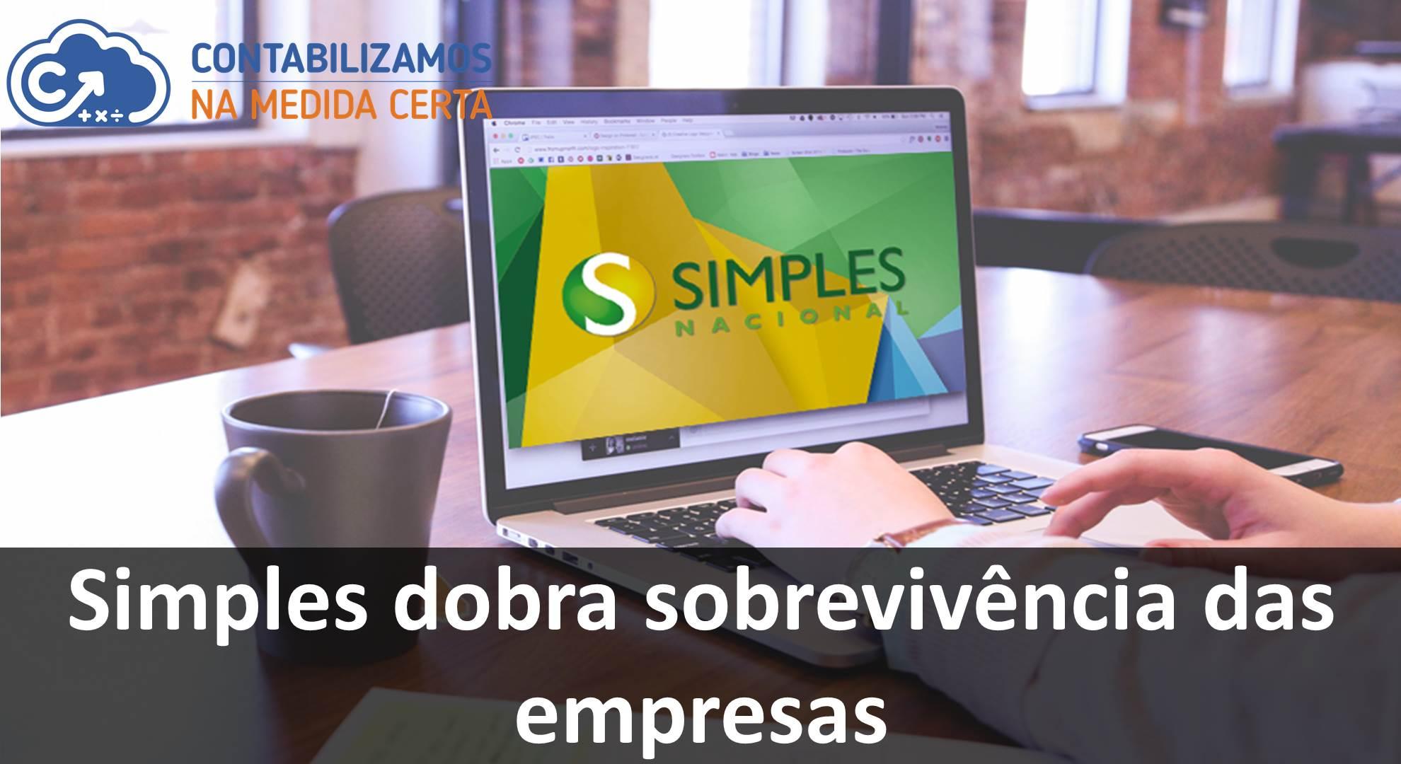 Simples Dobra Sobrevivência Das Empresas