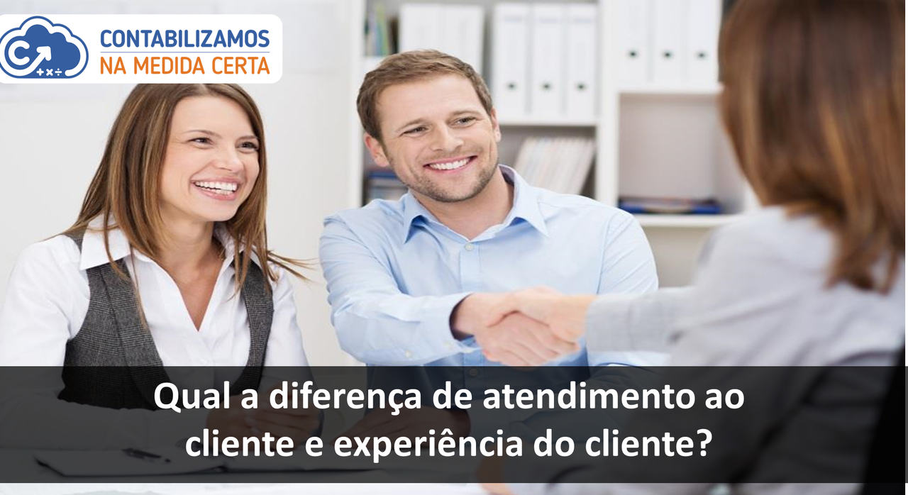 Qual A Diferença De Atendimento Ao Cliente E Experiência Do Cliente?