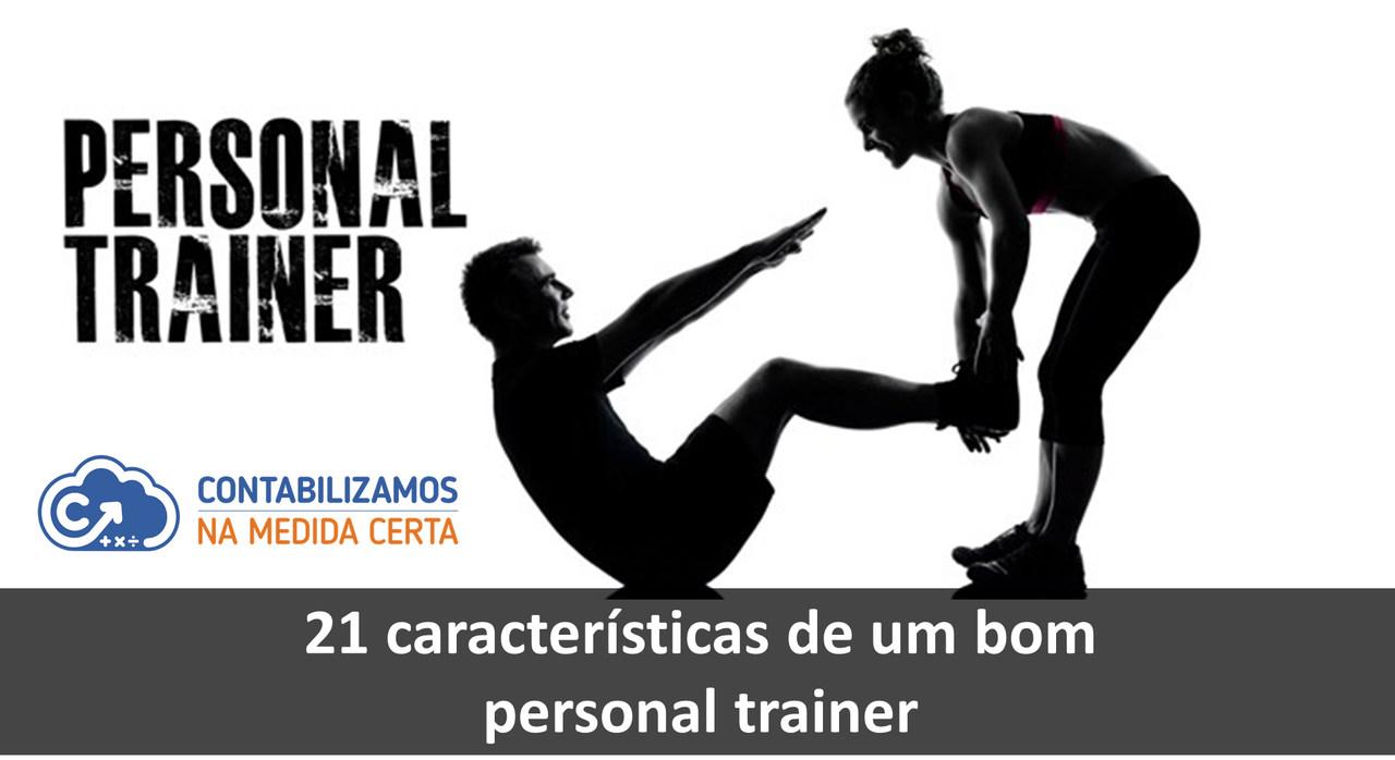 21 Características De Um Bom Personal Trainer